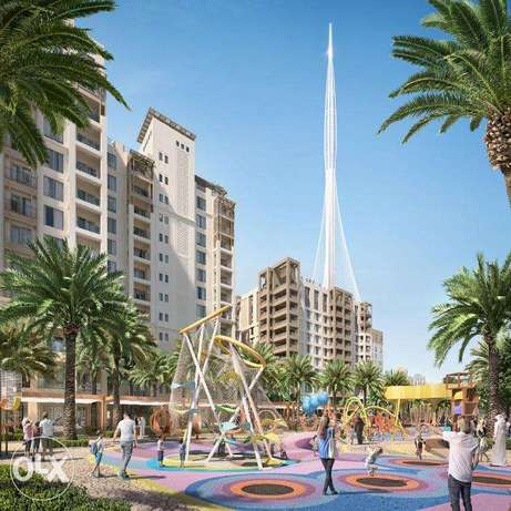 Apartments for sale with pool and garden in Dubai Creek Harbour بلاد أخرى -  7