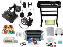 All in One Heat Press machines for Branding Business