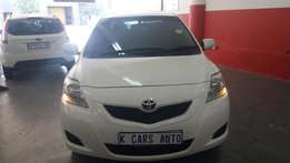 2010 Toyota Yaris T3+, 84000Km in Excellent Condition