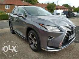 Lexus RX200T 2016 For Sale Asking Price 8,400,000/=o.n.o