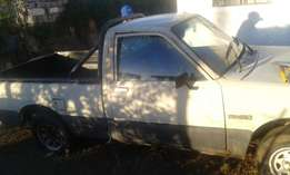 Isuzu body + gear box 5speed