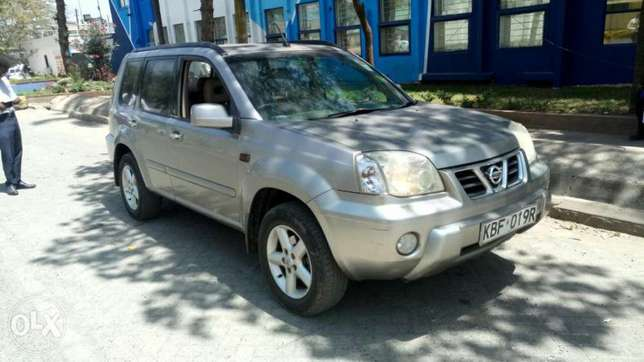 Nissan Ex-Trail Manual Industrial Area - image 1