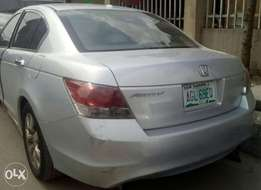 Super neat and well maintained 2008 Honda Accord V6 at give away price