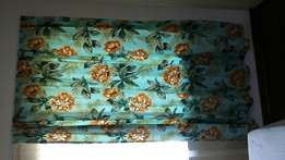 Curtains in good condition for sale