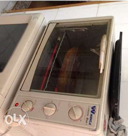 Electric oven in good condition