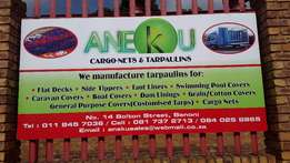 aneku tarpaulins and nets