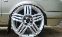 16inch mag rims for sale bargain