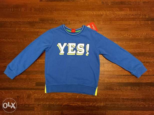 Boy votes size 4 to 6 years