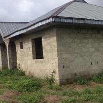 Uncompleted 4 bedroom bungalow for sale