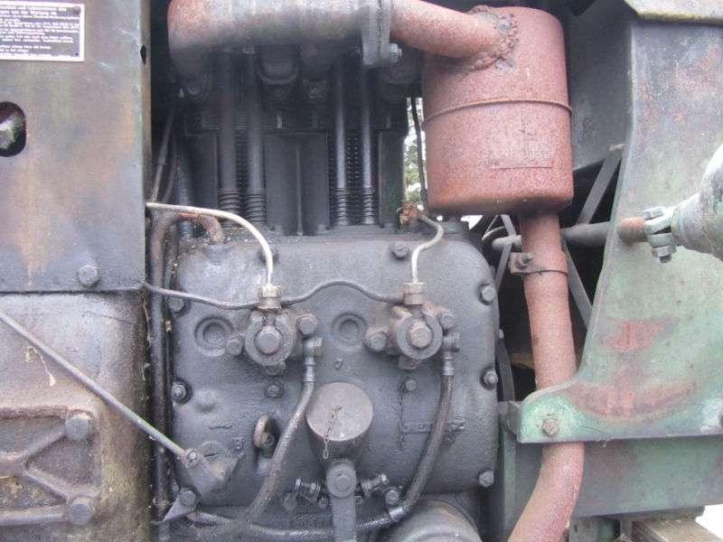 Deutz-fahr F 2 L 612/5 Motor 2 Zylinder 712 Originalzustand - 1959 - image 4