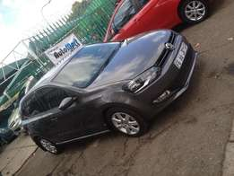 2013 polo 6 1.6 grey color 76000km R135000