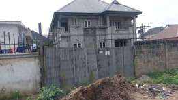 New 5bedroom duplex for sale at cheapest price.