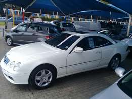Mercedes-Benz cl500 7spd auto sunroof
