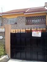 4 bedrooms master ensuite to let in Nasra umoja
