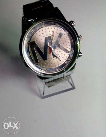 MK Silver Men Wristwatch Lekki Phase 1 - image 2