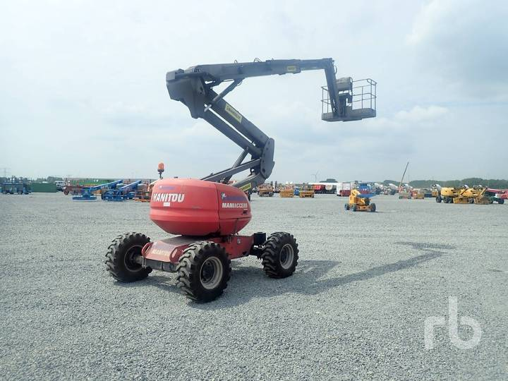 Manitou 180ATJ 4x4x4 Articulated - 2008