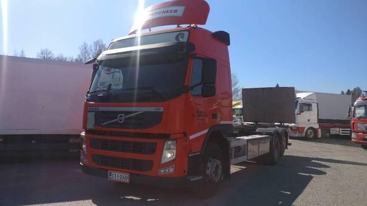Volvo Fm 450 6x2 - 2011