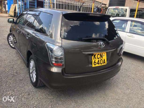Toyota Fielder 2010 Foreign Used For Sale Asking Price 1,370,000/= Lavington - image 2
