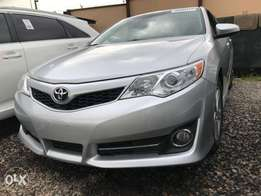 Toyota Camry Se 2013 fully loaded