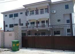 Newly built two bedroom apartment for rent at spintex