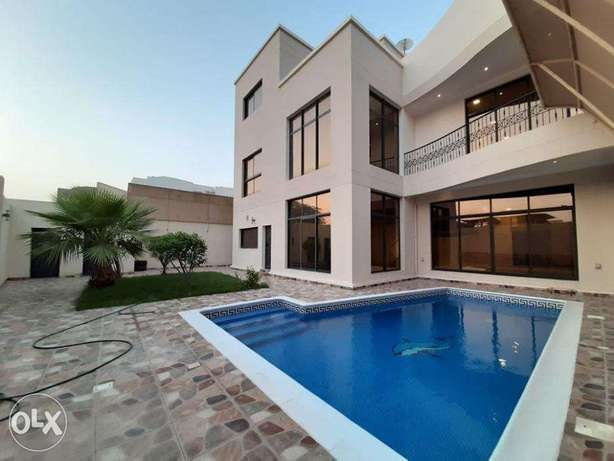modern semi furnished villa with private pool spl offer