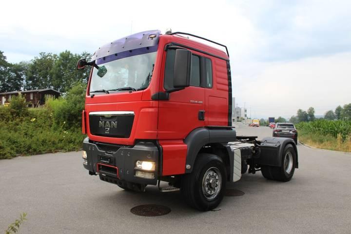 MAN TGS 18.480 4x4 Hydrodrive - 2010