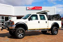 Ford F250 D/C