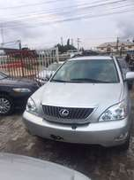 just arrived foreign used 2008 Lexus RX 350 in excellent condition