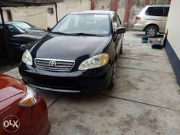 Tokunbo Toyota Corolla 2006 available for sale