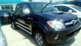 Toyota hilux double cab turbo