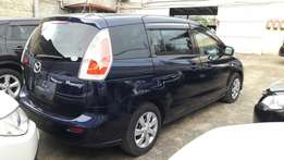 Mazda premacy brand new car