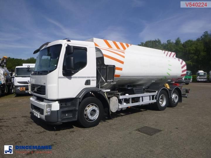 Volvo FE 320 6x2 fuel tank 18.8 m3 / 5 comp - 2009