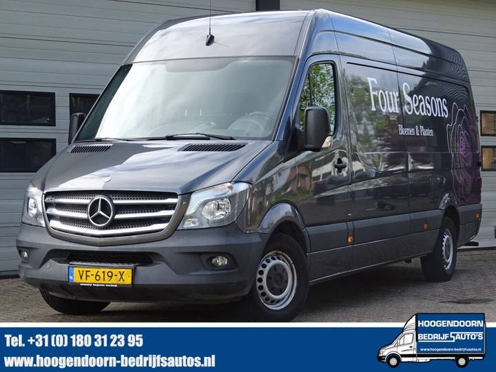 Mercedes-Benz Sprinter 313 CDI L3H2 Maxi - 7G Tronic Automaat - Cruise - 2013
