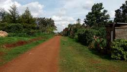 50 by 100 plot for sale in ndenderu banana road