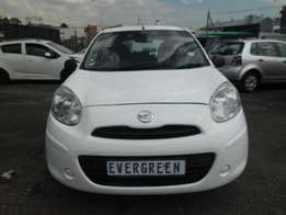 Nissan Micra 1.2 Visia+ 2013 Model with Panoramic Sunroof 4 Doors