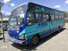 Isuzu NQR Bus, 37 seater