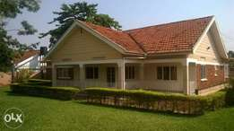 5 bedroom house for rent in kololo its about 40 meters from the airstr