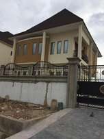 5 Bedroom Detacthed Duplex at Magodo phase 2