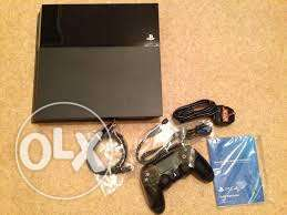 UK used ps4