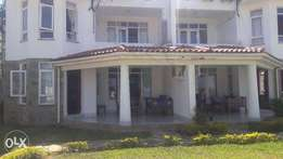 3 Bedroom Beach front fully furnished mansion in Nyali