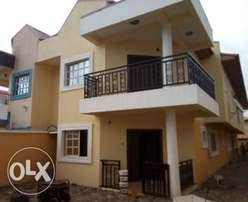 A 5bedroom semidetached duplex at Chevyview estate
