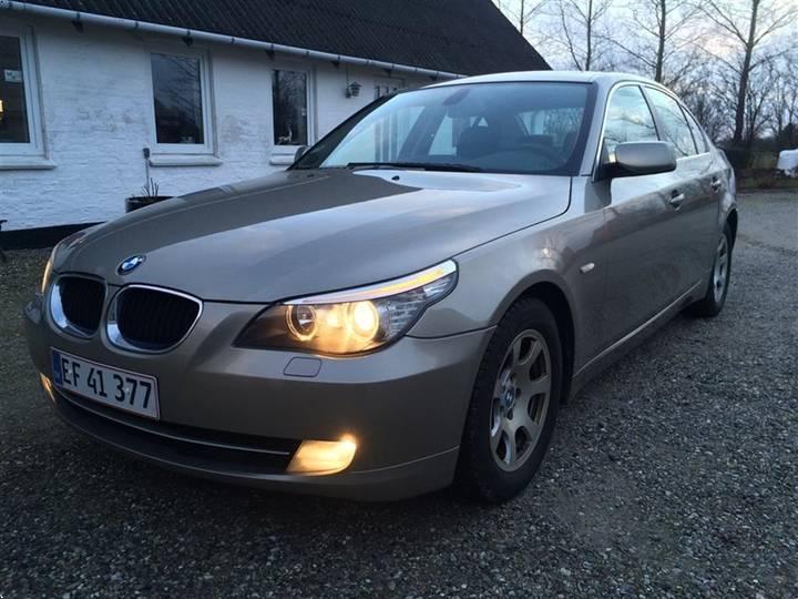 BMW 520D MEGET UDSTYR - 2007