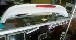 Spoiler for Tx prado and other car available
