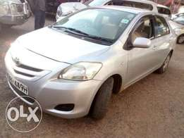 extremely clean Toyota Belta (1000cc)