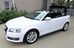 2012 Audi A3 1.8T Fsi Cabriolet A/T