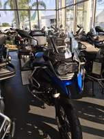2014 R1200GS Adventure LC. 3 x boxes