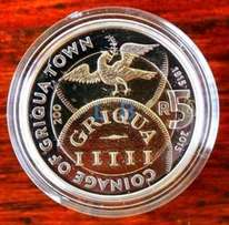 R5 Griqua Coins For Sale