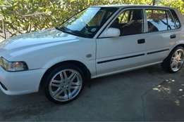 Toyota Tazz for sale R15500