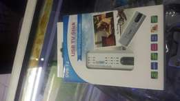 Brand new usb digital tv stick for laptop and pc