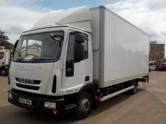 Iveco EUROCARGO 75E16 - 2012 for sale | Tradus